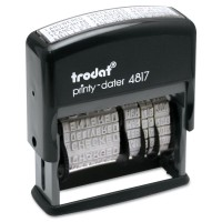 TRODAT 12 STAMP PRINTY DATER