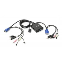 IOGEAR 2PORT USB KVM SWITCH