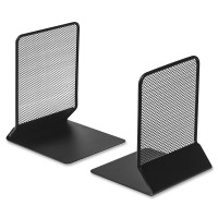 ROL BOOKEND WIRE MESH BK