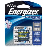 EVE BATTERY LITHIUM AAA 4/PK