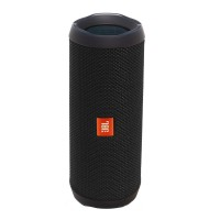 JBL FLIP 4 BLUETOOTH SPEAKERS BLACK