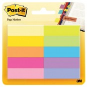 Post-It 3M Assorted Page Markers