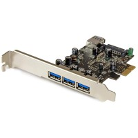 STARTECH 4PORT PCI EX USB3.0