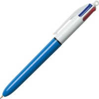 BIC 4COLOR PEN MED BALLPNT