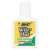 BIC CORRECTION FLUID 1X