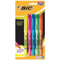 BIC ASSORTED COLOR BRITE LINER