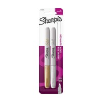 SHARPIE METALLIC FINE POINT 2P