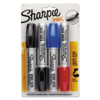 SHARPIE KING SIZE MARK ASSR 4X