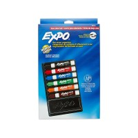 EXPO DRY ERASE ASST 7PC SET