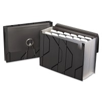 Pendaflex Expanding File FOLDER, 13 Pockets - Black