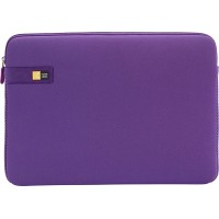 "Case Logic LAPS-113PPL 13.3"" Laptop and MacBook Sleeve Purple"