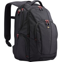 CASE LOGIC BACKPACK 15.6 BLACK