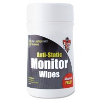FAL WIPES ANTI STATIC 80/TUB