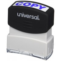 UNV STAMP COPY BLUE