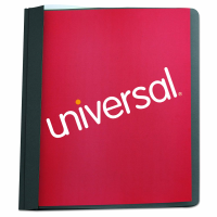 UNV COVER RPT CLEAR FRONT BK