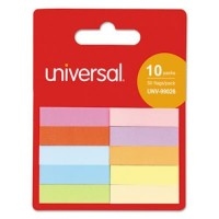 UNV FLAGS 500 PACK MIX CLR