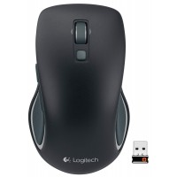 LOGITECH M560 WIRELESS BLK