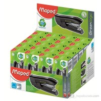 MAPED MINI STAPLER GREEN 20 (PIECES)