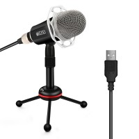 PC CONDENSOR MICROPHONE BLK
