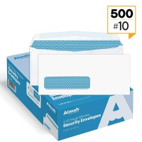GALLERY 156X220 STRIP WINDOW ENVELOPE 500/PACK