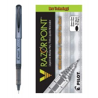 PILOT PEN V RAZOR POINT BL 12X