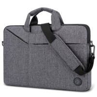 BRINCH 15.6 LT BAG DARK GREY