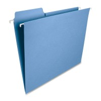 JAL POCKET FILE FOLIO BLUE 1X