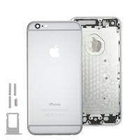 IPHONE 6 BACK HOUSING SILVER