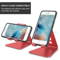 CELL PHONE STAND RED UPDATED