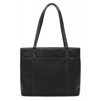 LAPTOP TOTE BAG 15.6 INCH BLK
