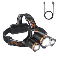 TACKLIFE HEADLAMP 600 LUMENS