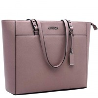 UMODA LAPTOP TOTE BAG 15.6 PURPLE