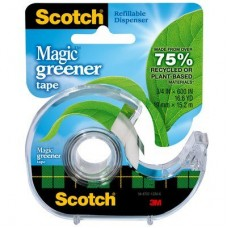 3M MAGIC GREENER TAPE HANDHELD DISPENSER