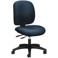 HON 5903AB90T Comfortask Multi-Task Swivel/Tilt Chair, Blue
