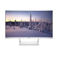HP 27 INCH LED CURVED
