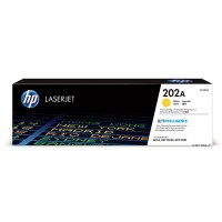 HP TONER 202A CF502A YELLOW