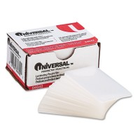 UNIVERSAL POUCH BUSINESS CARD 100/BOX