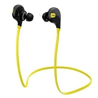 Mpow Swift Stereo Wireless Bluetooth 4.0 Sport Earphones Yellow