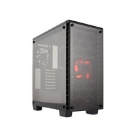 CORSAIR CRYSTAL SERIE 460X RED