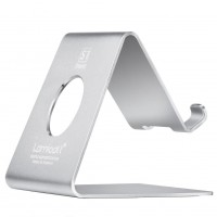 Lamicall CELL PHONE STAND ALUMINIUM SILVER