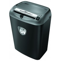 FELLOWES POWERSHRED 75Cs 12-Sheet Cross-Cut Paper and Credit Card Shredder