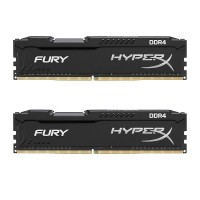 HYPERX FURY DDR4 2666 4GB BLACK