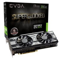 EVGA GEFORCE SC GTX1070 8GB