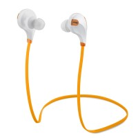 Mpow Swift Bluetooth 4.0 Wireless Sport Headphones Orange