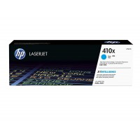 HP 410X Original LaserJet Toner Cartridge Cyan