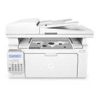 HP LaserJet Pro M130fn All-in-One Laser Printer with print security