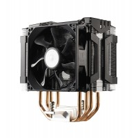 Cooler Master Hyper D92 - CPU Air Cooler with Dual 92mm