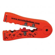 NEXXT CABLE STRIPPER WITH CUTTER