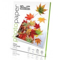 KLIPX GLOSSY PHOTO PAPER 20SHT