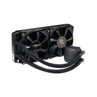 Cooler Master Nepton 280L - Water Cooling System with Dual JetFlo 140 Fans